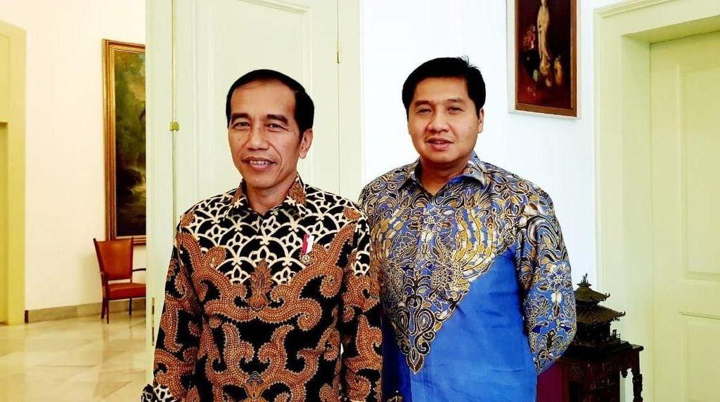 Maruarar: Jokowi Maestro Politik, Wapresnya Pasti Masterpiece