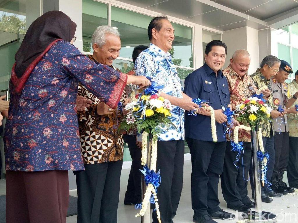 Anies Pamer Program Asian Games, Alex Noerdin Tak Mau Kalah