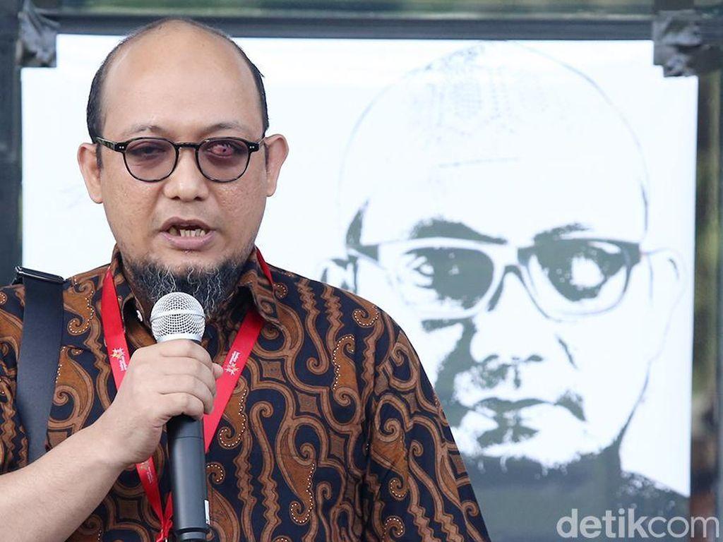 WP KPK Tetap Minta Jokowi Bentuk TGPF Kasus Novel