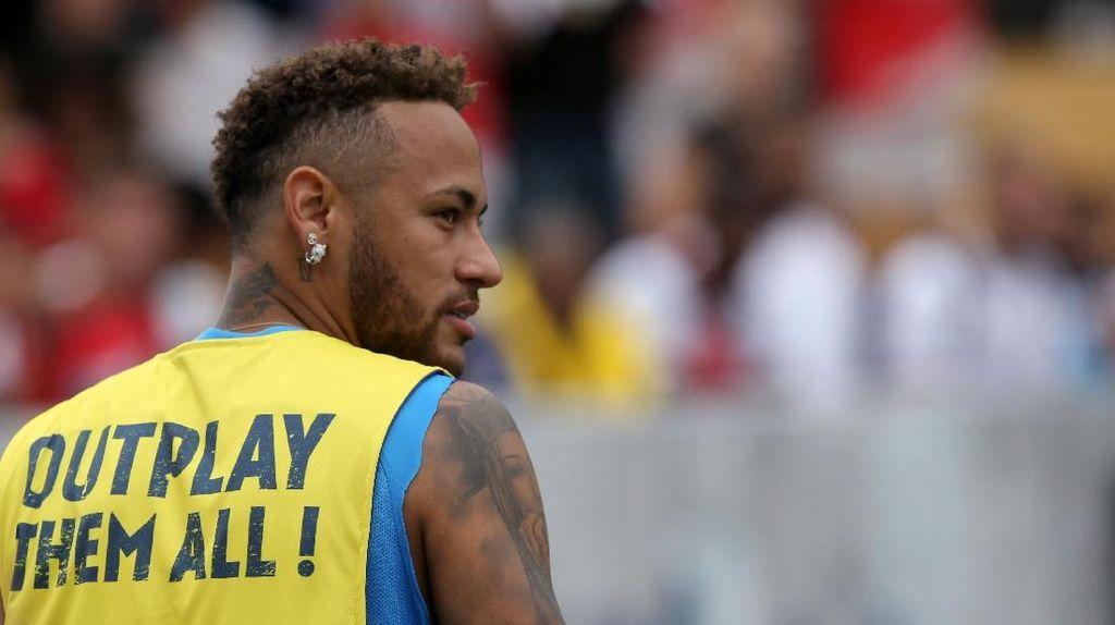 Real Madrid Masih Tunggu Neymar?
