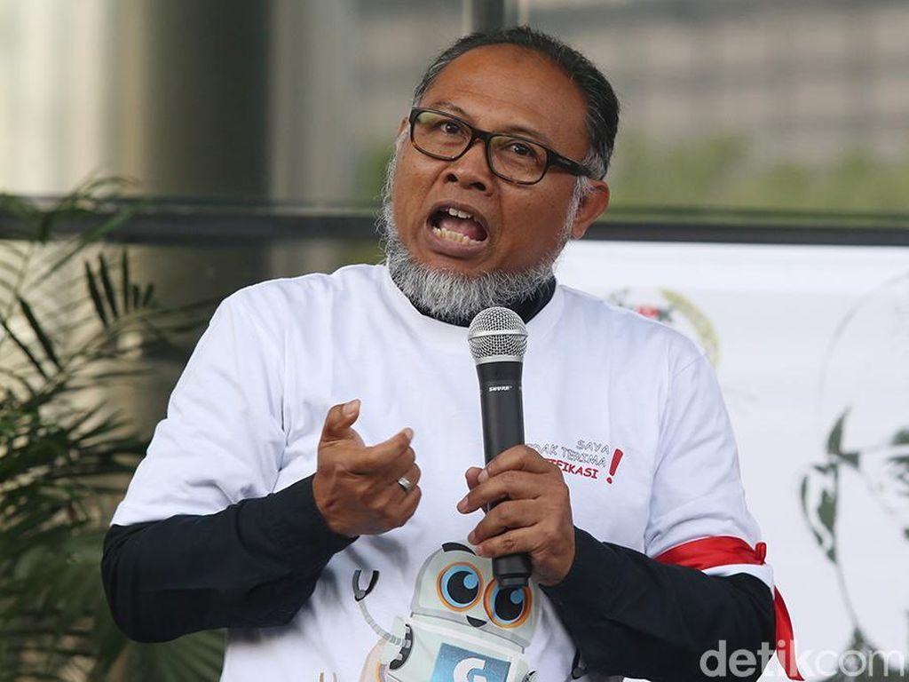 BW: OTT KPK pada Bowo Sidik Bukti Politik Uang Bukan Isapan Jempol