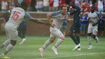 Video Gol Salto Shaqiri Tandai Debutnya di Liverpool