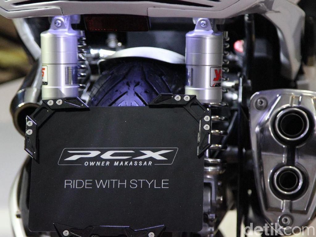 Honda: Pengguna PCX 150 yang Mesinnya Gredek Disarankan ke AHASS