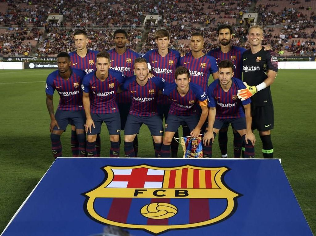 Valverde Sampaikan Kabar Buruk di Balik Kemenangan Barca atas Spurs