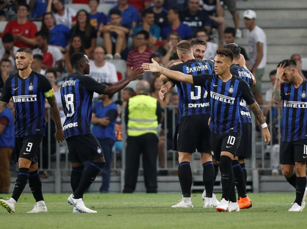Ronaldo Doakan Inter Raih Target-targetnya Musim Ini