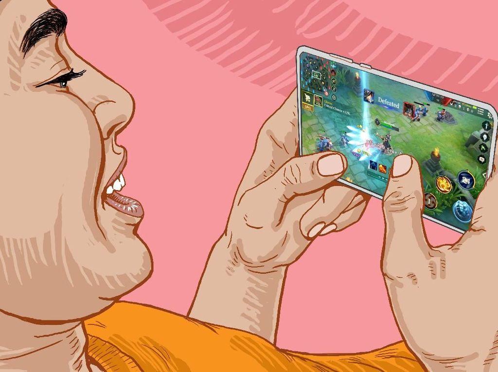 Kecanduan Game Online, 2 Bocah Cimahi Berhenti Sekolah Setahun