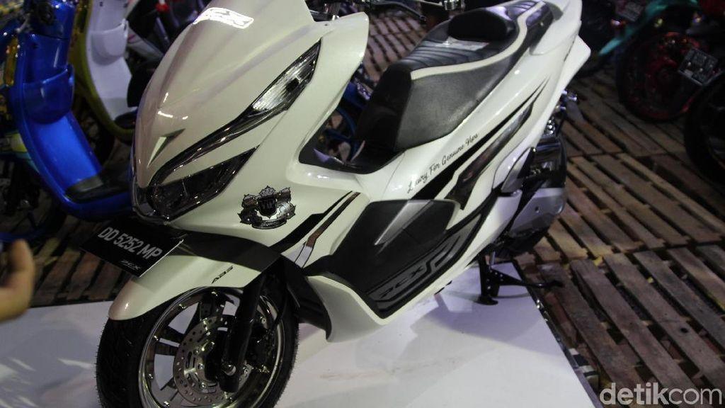 Saat Honda PCX Pakai Bahan CBR250RR dari Thailand