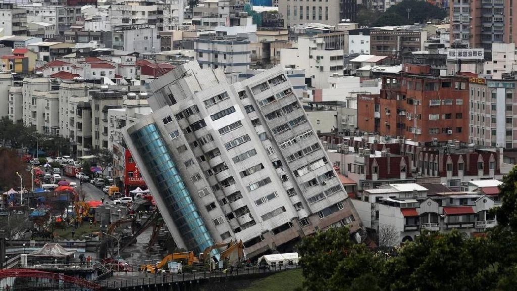 12 Gempa Bumi Terbesar yang Mengguncang Abad 21