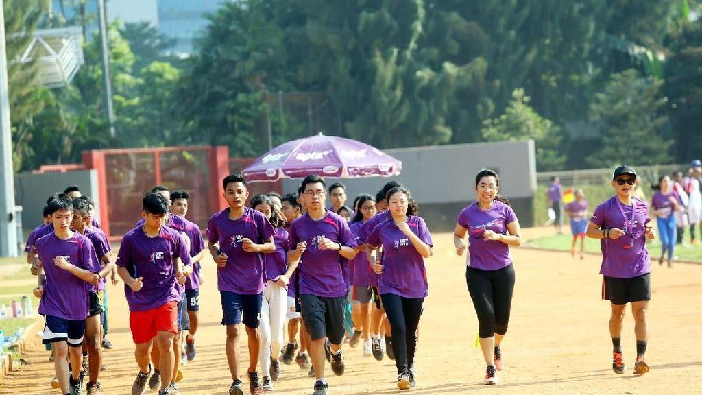 150 Pelajar Ikuti Akademi Combi Run