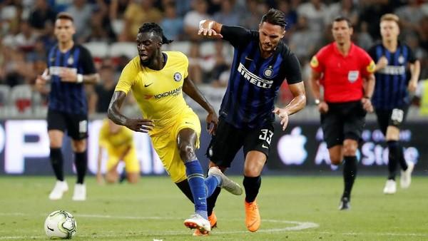Hasil ICC 2018: Chelsea Menang Adu Penalti atas Inter