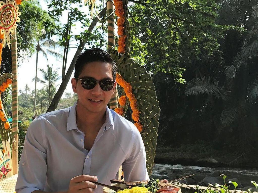 Ini Politisi Muda Budisatrio Djiwandono, Keponakan Prabowo yang Hobi Kulineran