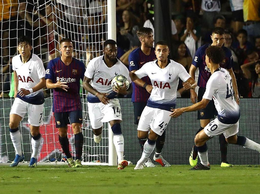 ICC 2018: Tottenham Juara, Barcelona Juru Kunci