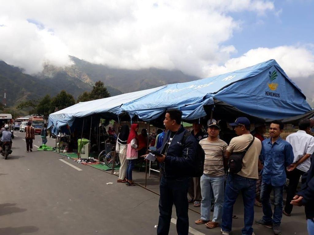 Pascagempa Lombok, Tri: Saat Ini Normal Kembali