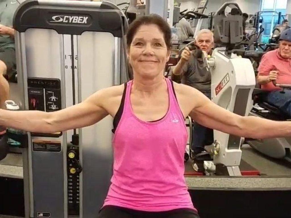 Nenek Perkasa Ini Koma karena Cedera, Lalu Pulih Berkat Olahraga