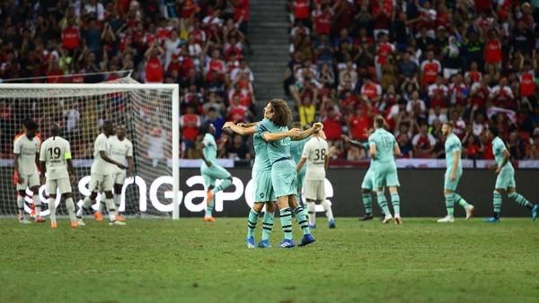 PSG Kalah Telak, Tuchel Sebut-Sebut Status Arsenal Main di Liga Europa