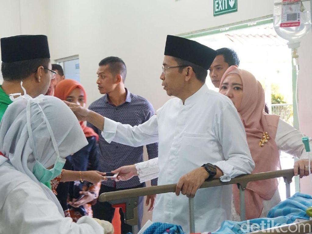 Merapatnya TGB dan Deddy Mizwar ke Jokowi Bagian dari Strategi