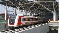 LRT Jakarta Tak Kunjung Operasi, Ini Sebabnya