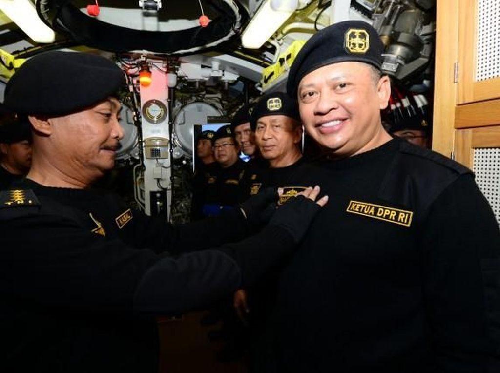 Bamsoet: Menguatkan Pertahanan Indonesia, Dimulai dengan TNI AL