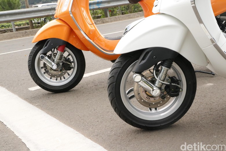 ABS Tekan 27 Persen Kecelakaan Motor