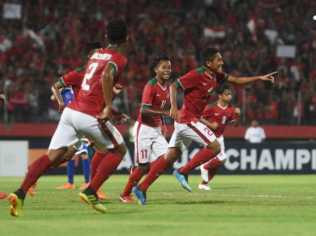PSSI ke Suporter: Junjung Sportivitas, Hormati Lawan di Piala AFF U-16