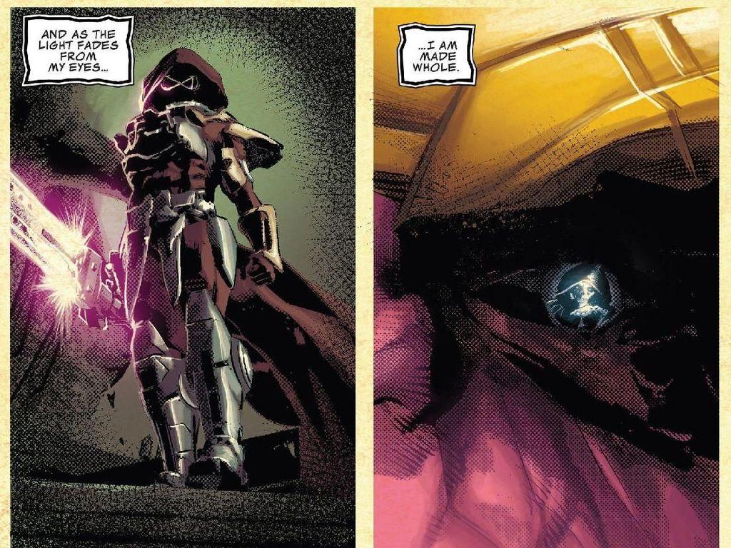 Selain Thanos Terbunuh, Apa Saja yang Ada di Komik Infinity Wars #1?