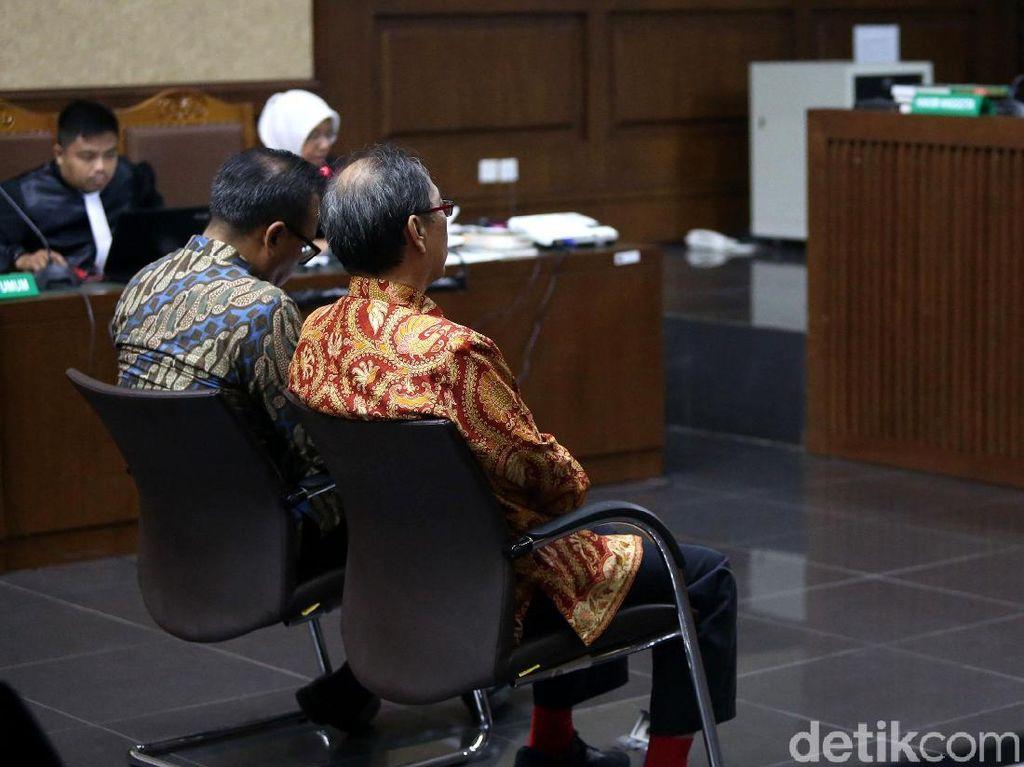 Ponakan Novanto Hadapi Sidang Vonis Korupsi e-KTP Hari Ini