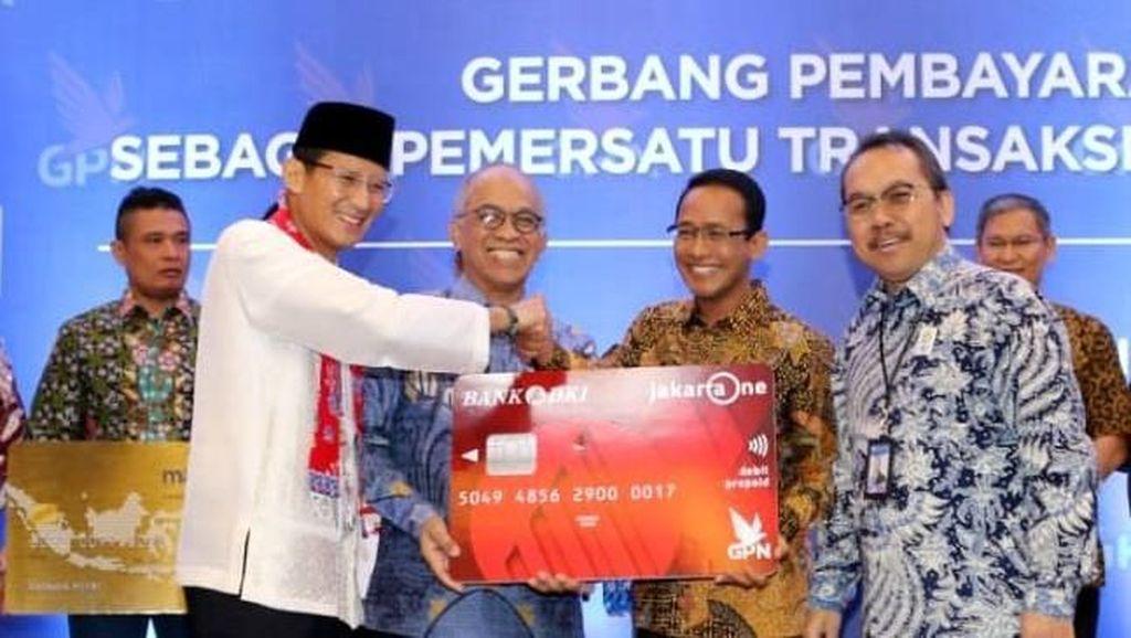 Kartu GPN Bank DKI