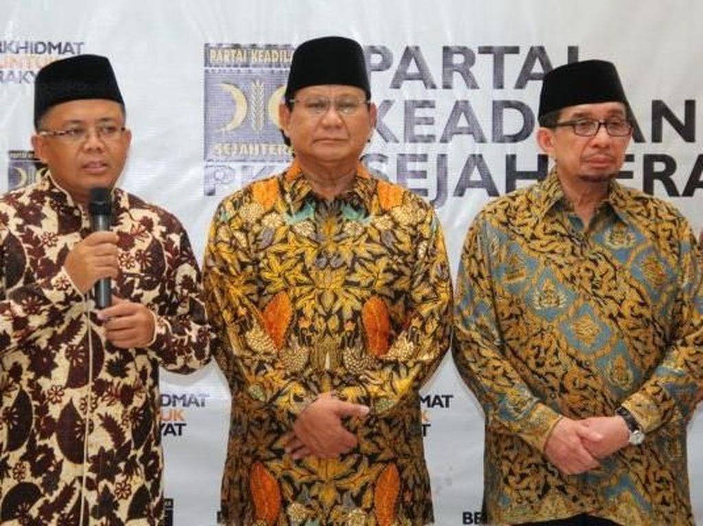 Syaikhu Singgung Komitmen Prabowo, Ini Cerita di Balik Deal soal Wagub DKI