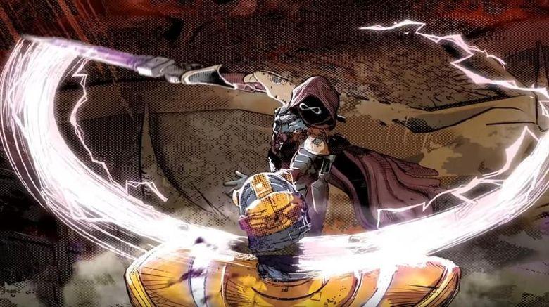 Pembunuh Thanos di Versi Komik Adalah Gamora