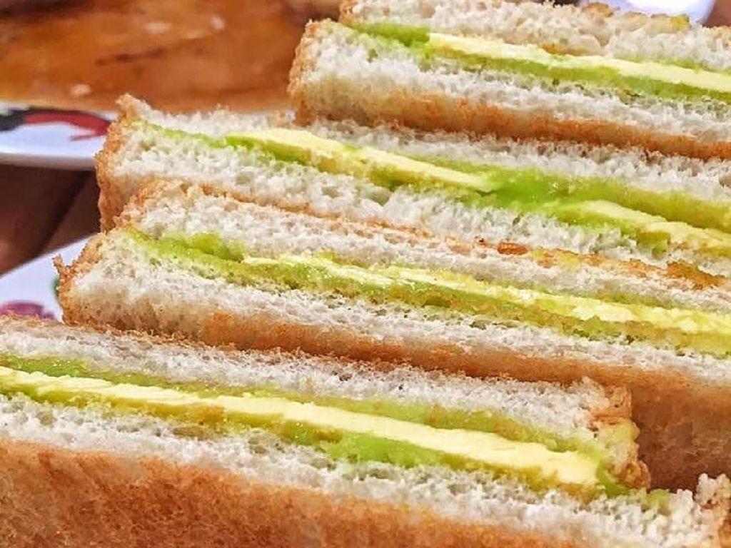 Sekali-sekali Sarapan Kaya Toast Gaya Singapura yang Manis Renyah