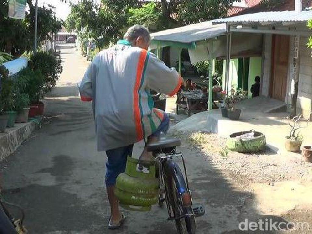 Cerita Warga Brebes Kesulitan Mendapatkan Gas 3 Kg