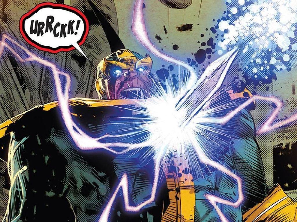 Siapakah Requiem, Si Pembunuh Thanos di Komik Infinity Wars #1?