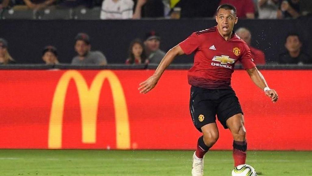 Kritik Transfer Sanchez, Scholes: MU Tak Butuh Dia
