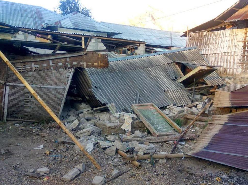 Malaysia Segera Pulangkan Warganya yang Tewas Akibat Gempa NTB