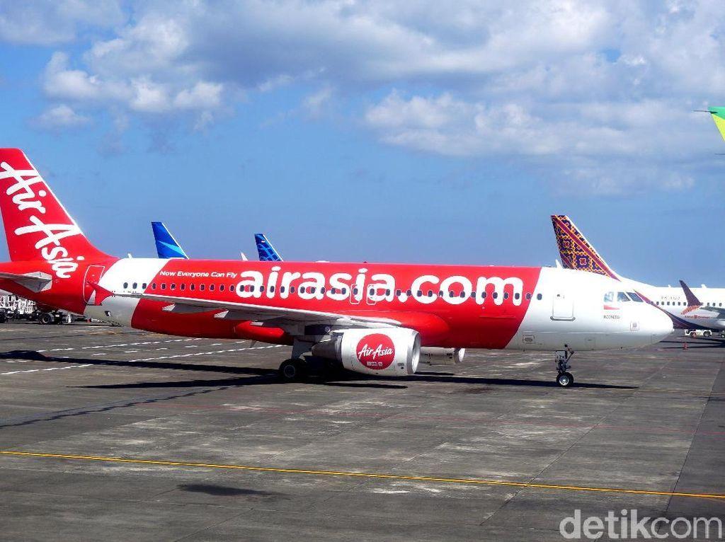 AirAsia: Kita Berharap Tiket Bisa Dijual di Traveloka Cs Lagi