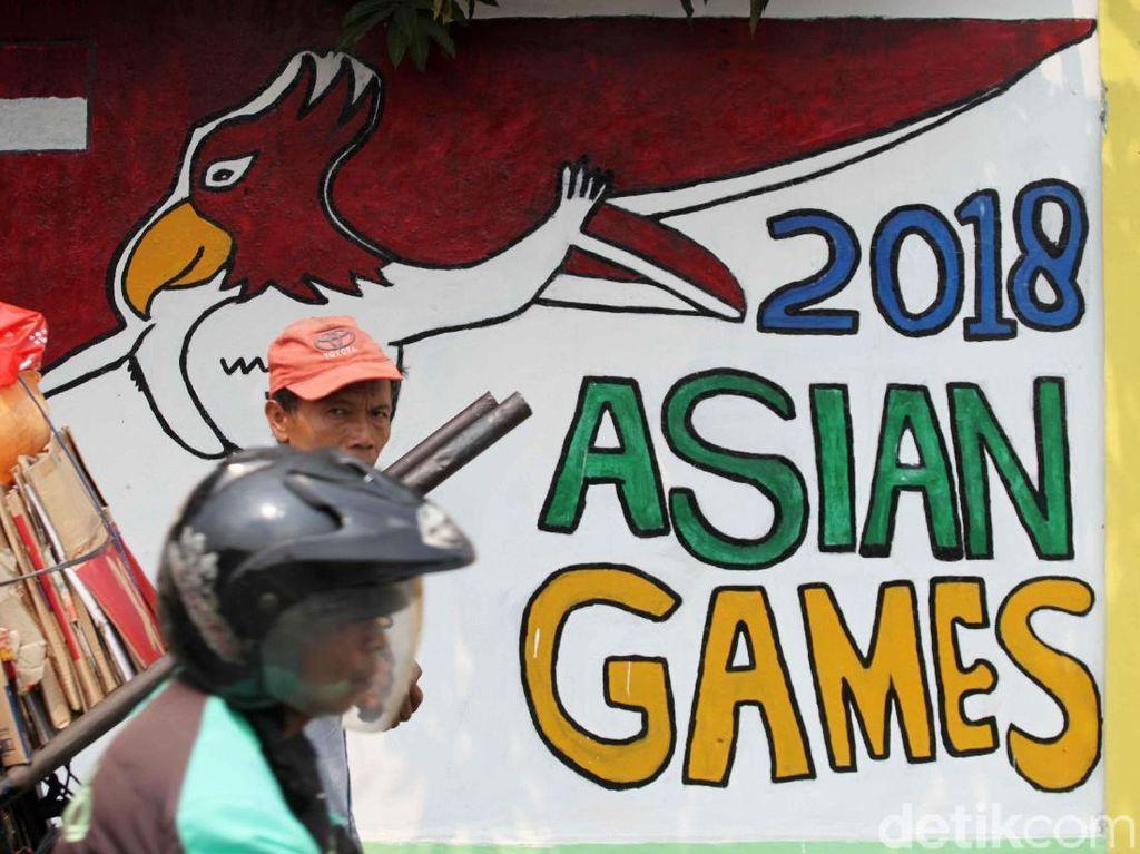 Jaga Berat Badan, Atlet Asian Games Dilarang Makan Lemak?