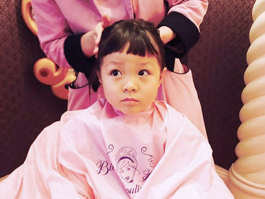 Choo Sarang, Bocah Blasteran Jepang dan Korsel yang Menggemaskan