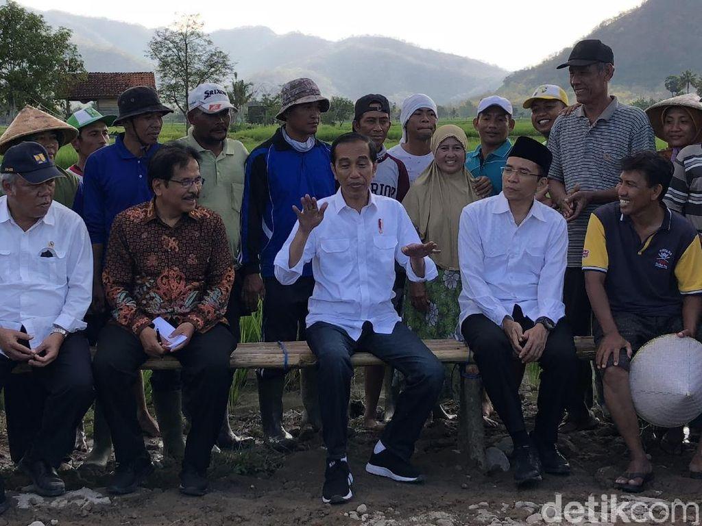 Duet Jokowi-TGB di NTB