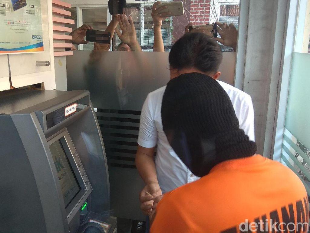 Sindikat Pembobol ATM di Karawang Diciduk, Begini Modusnya