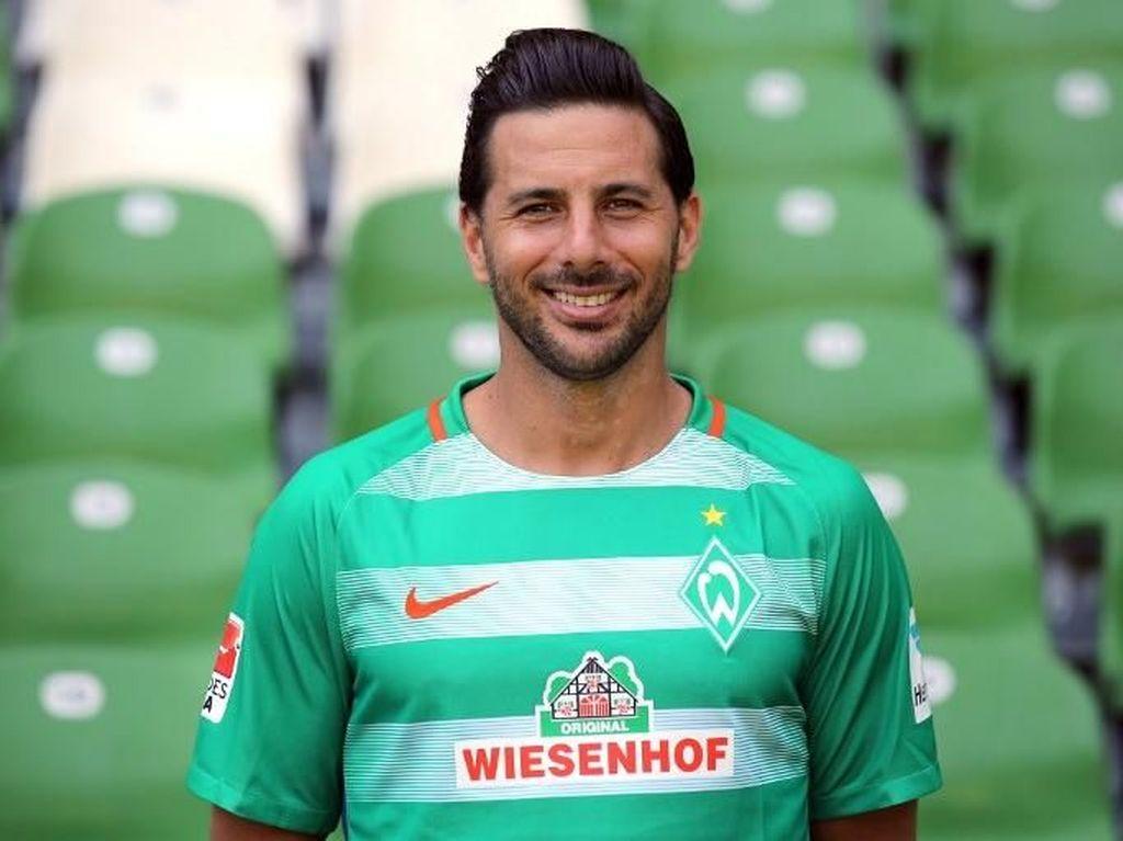 Untuk Kelima Kalinya, Claudio Pizarro Gabung Werder Bremen
