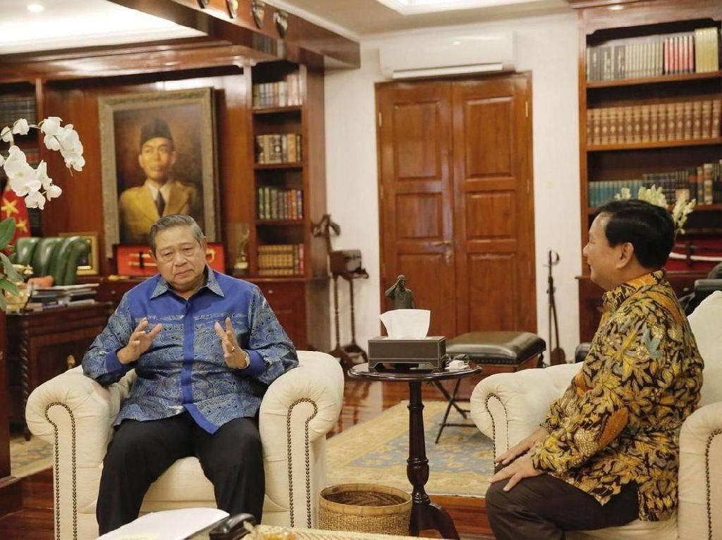 Video: Pertemuan Balasan SBY ke Prabowo