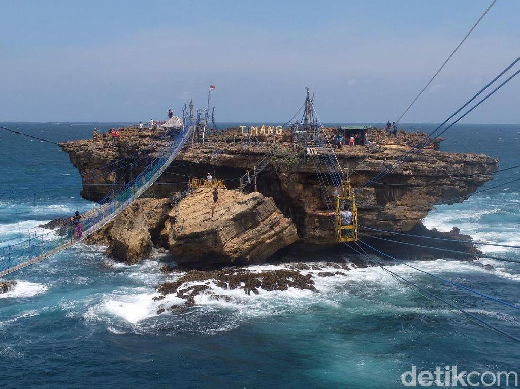 Libur Lebaran di Yogya, Ini Wisata Pantai Menarik di Gunungkidul