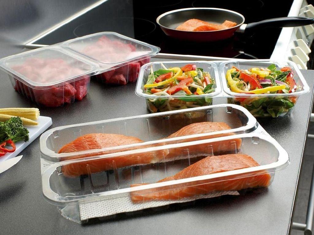 Kemasan Plastik Makanan Bisa Perkecil Ukuran Mr. P, Ini Sebabnya