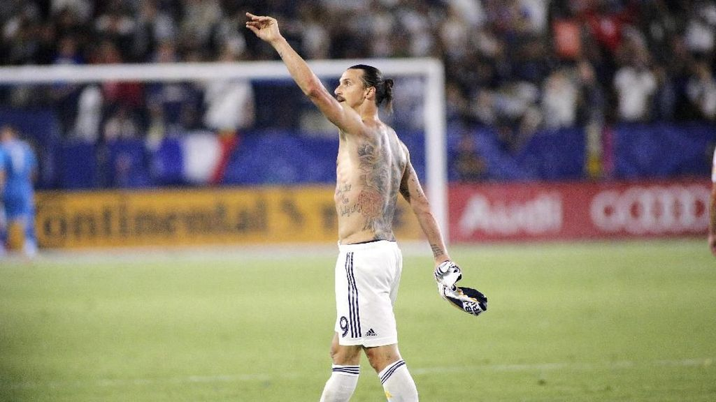 Madrid Dikabarkan Incar Ibrahimovic atau Falcao