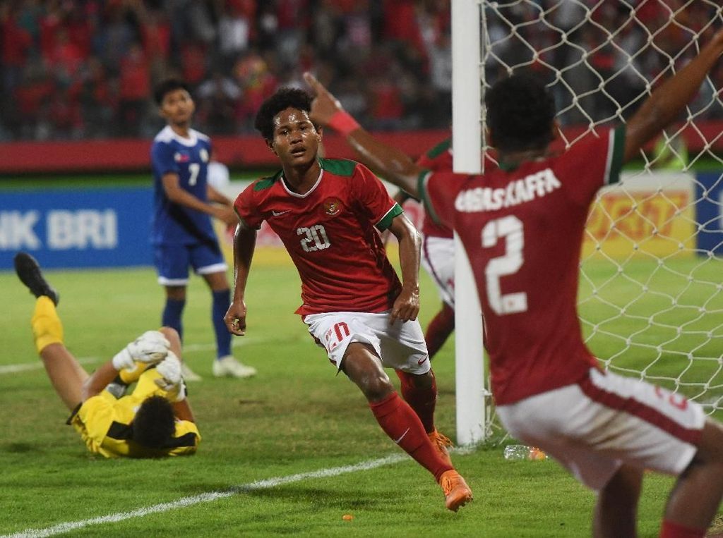 Cetak 12 Gol, Bagus Kahfi Top Skor Piala AFF U-16 2018