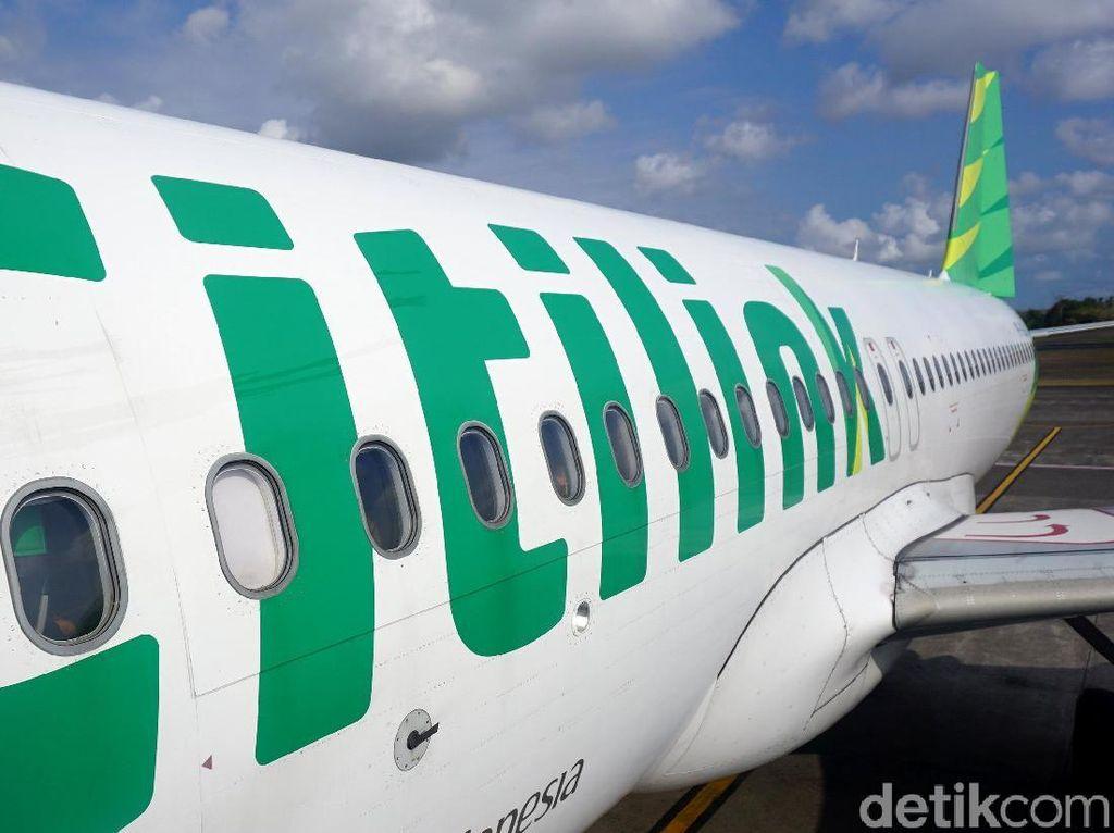 Citilink Tutup 3 Rute Penerbangan, Ini Kata Bandara Kertajati