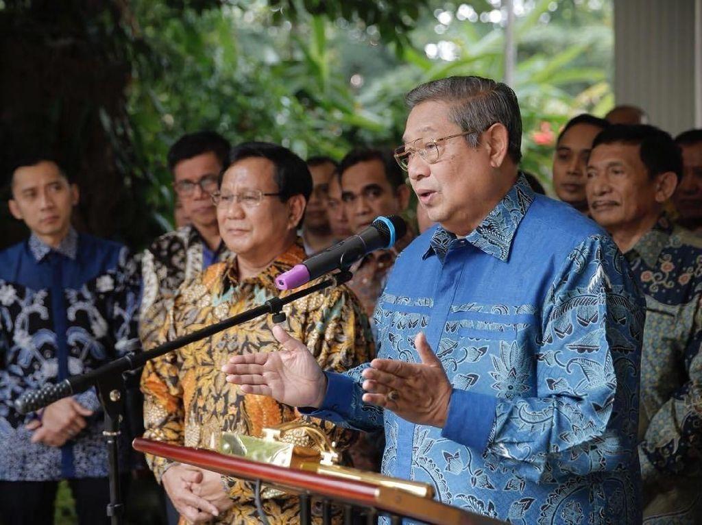 SBY Jurkam Prabowo, Timses Jokowi: Tentu Kita Sambut Baik