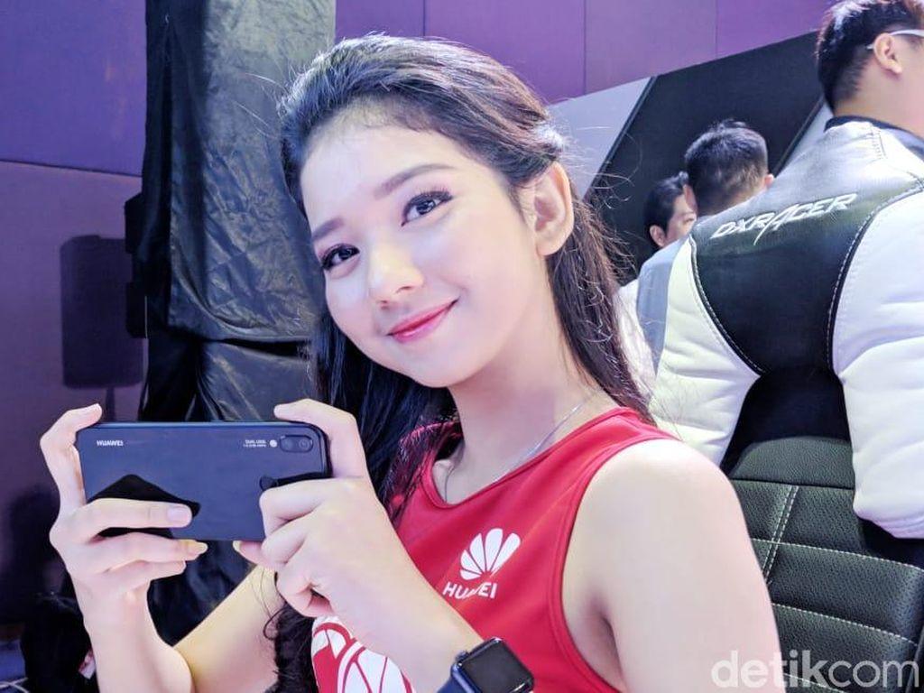 Tergoda Kecantikan Huawei Nova 3i