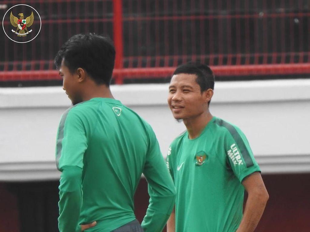 Evan Dimas dan Ilham Sudah Gabung TC Timnas U-23