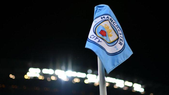 Manchester City terancam sanksi larangan tampil di kompetisi Eropa. (Foto: Dan Mullan/Getty Images)
